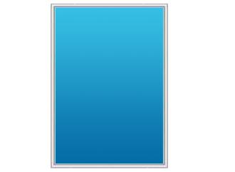 1 geam termopan fix